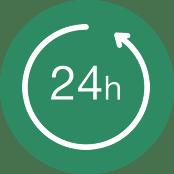 Reparación bicicleta en 24H