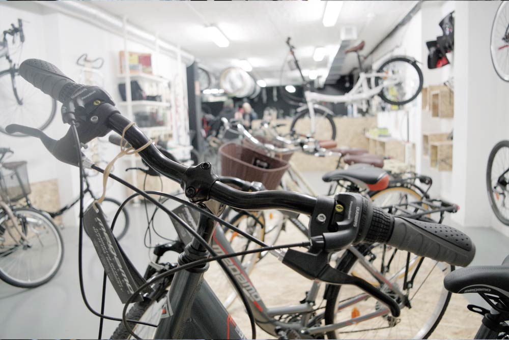 tienda bicis Valencia