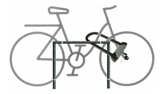 cómo candar la bici